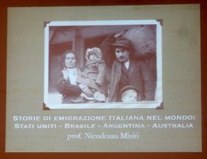 Storie di emigrazione Italiana nel mondo